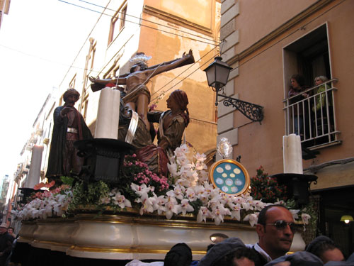 Holy week in Trapani