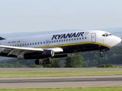 RYANAIR DELETES 72 FLIGHTS ON TRAPANI