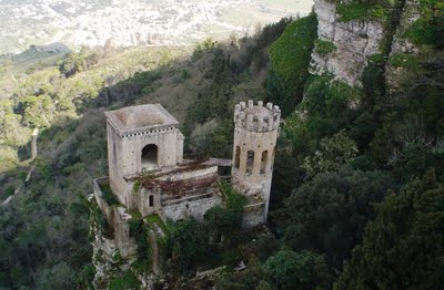 Erice: Torretta Pepoli dichiarata luogo simbolo di pace