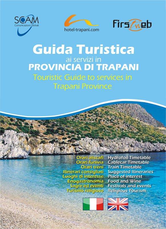 Nuove guide Tascabili ai servizi per la provincia di Trapani