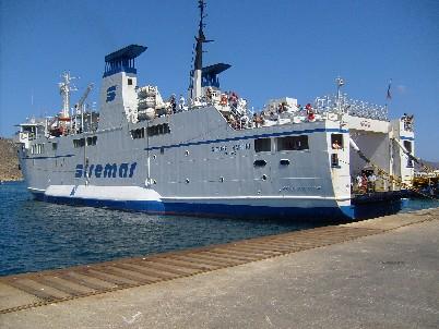 Trapani Favignana Ferry