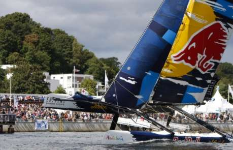 Extreme Sailing Series 2010 a Trapani