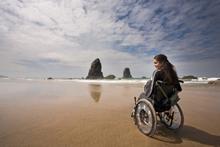 Turisti disabili in tour