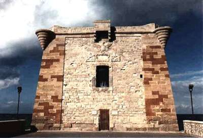 Reborn Ligny tower in Trapani