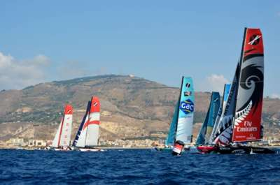 Extreme Sailing Series 2012 season