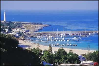 Port in San Vito Lo Capo will be upgraded.