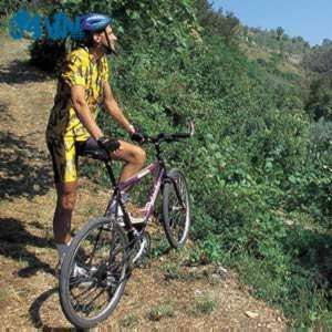 Mountain Bike national team in Trapani