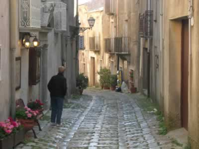 After La 7 also Rai goes in Erice