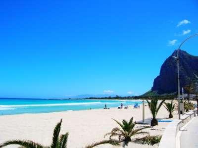 San vito lo capo e' la spiaggia piu' bella d'Italia