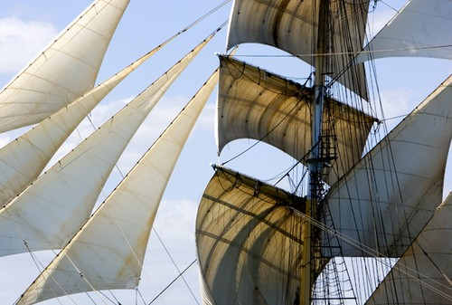 Genoa and Trapani together to Garibaldi Tall Ships Regatta 2010