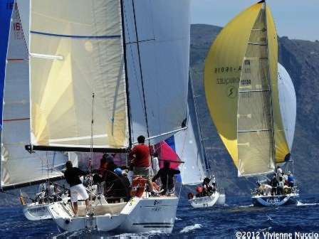 Egadi Sailing Week, from 1st to 3rd June race Favignana