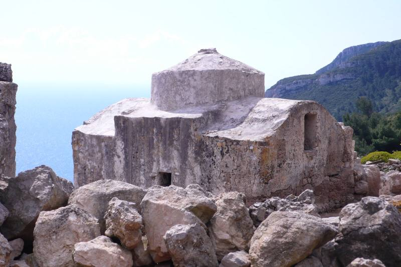 Marettimo: riconsacrata la chiesetta di Case romane