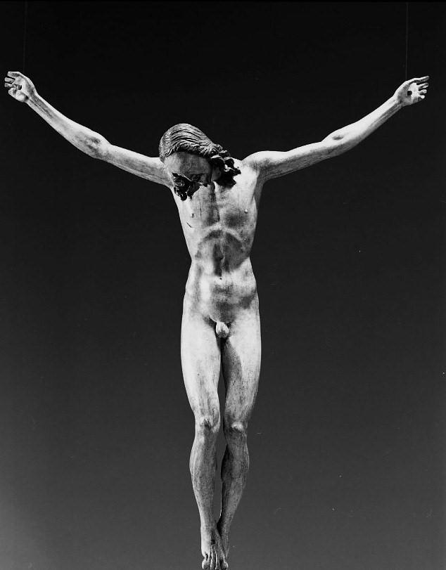 Il Crocifisso di Michelangelo