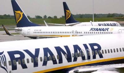 Oggi la base operativa Ryanair di Trapani Birgi compie un anno