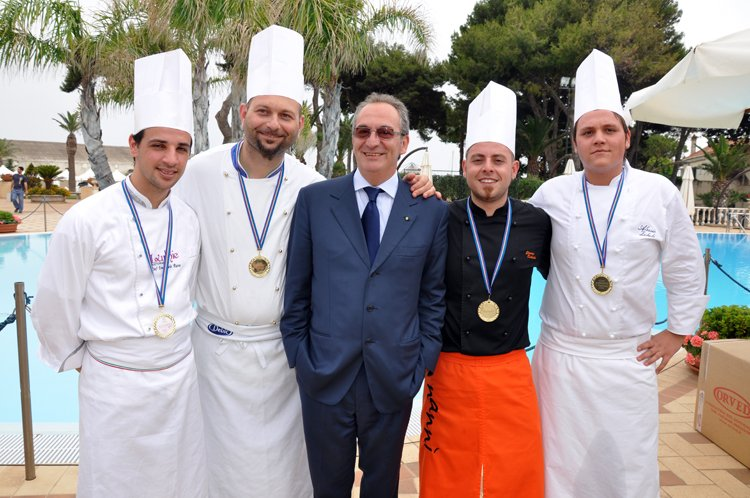 Trapani vince Sicilian cooking cup