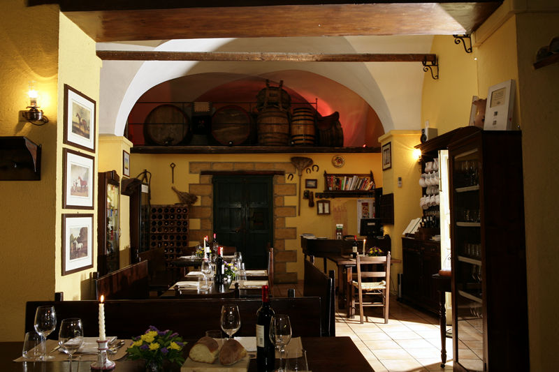 Tavernetta ai Lumi  Corso Vittorio Emanuele, 75 - 91100 Trapani