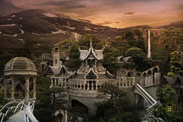 La Casa di ElrondTerra-di-Mezzo