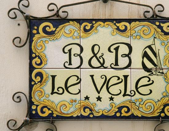 B&BLe Vele
