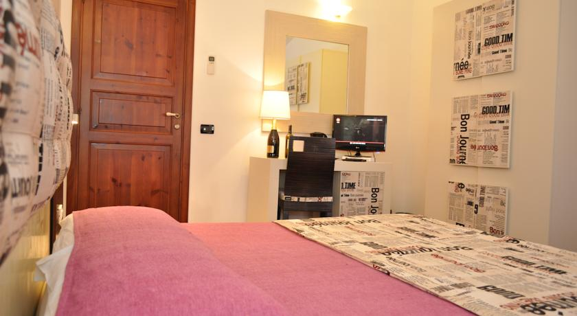 B&B Zefiro Rooms san vito lo capo