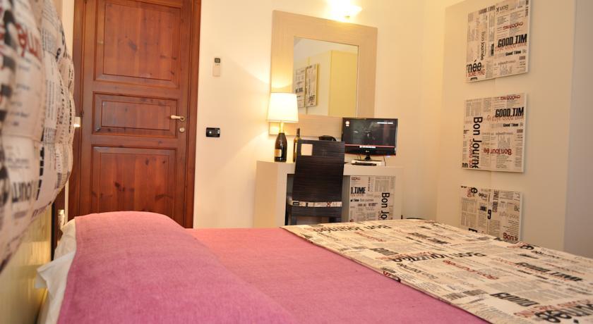 Zefiro Rooms  Via Peralta 10 - 91010 San Vito Lo Capo