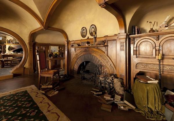Casa Baggins  Via Saccoforino - Hobbiville