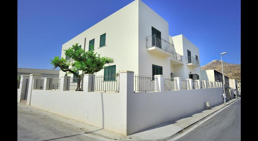 Holiday Home Il Gelsomino a favignana