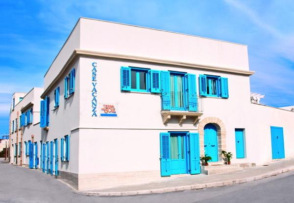 Holiday Home Terra del Sole favignana