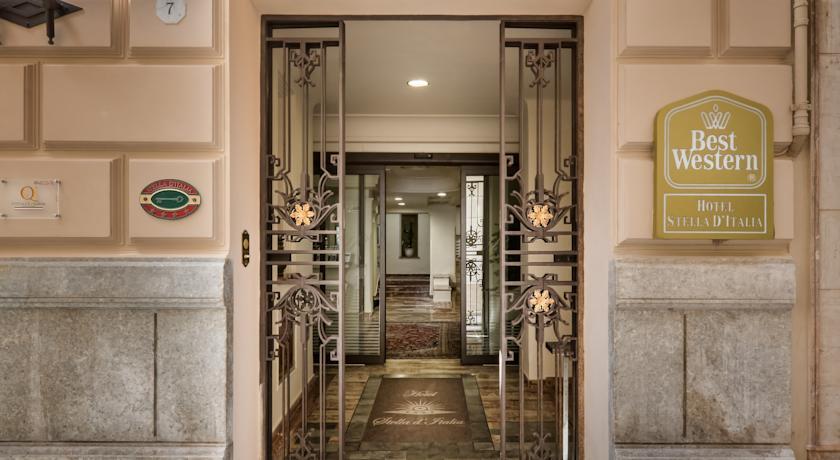 HotelBest Western Stella d´Italiamarsala