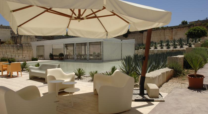 Cave Bianche - Hotel