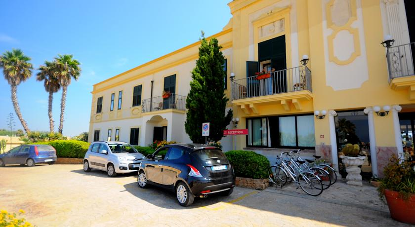 Hotel - Via Lungomare 672 - 91025 Marsala