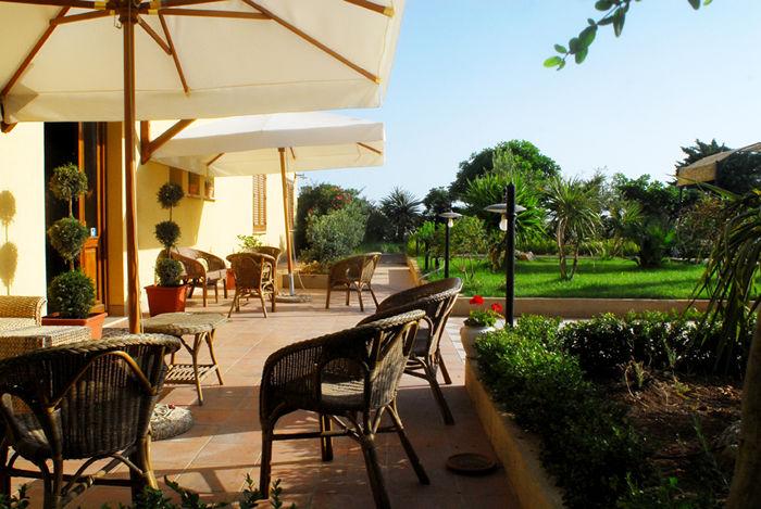 Hotel favignana a favignana da 30 a 70 a persona for Soggiorno favignana