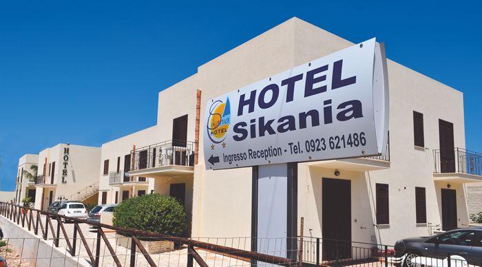 HotelSikania a san vito lo capo