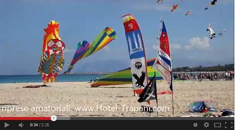 icon of the video Kite festival 2013 in San Vito Lo Capo