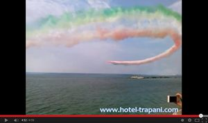 icona del video Fly For Peace 2014 Trapani - Frecce Tricolori