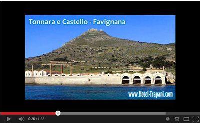 icon of the video Egadi Islands: Favignana, Levanzo and Marettimo