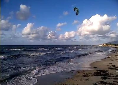 icon of the video Kite surf in Trapani and Marsala